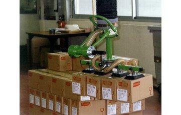 Manipulador de caixas